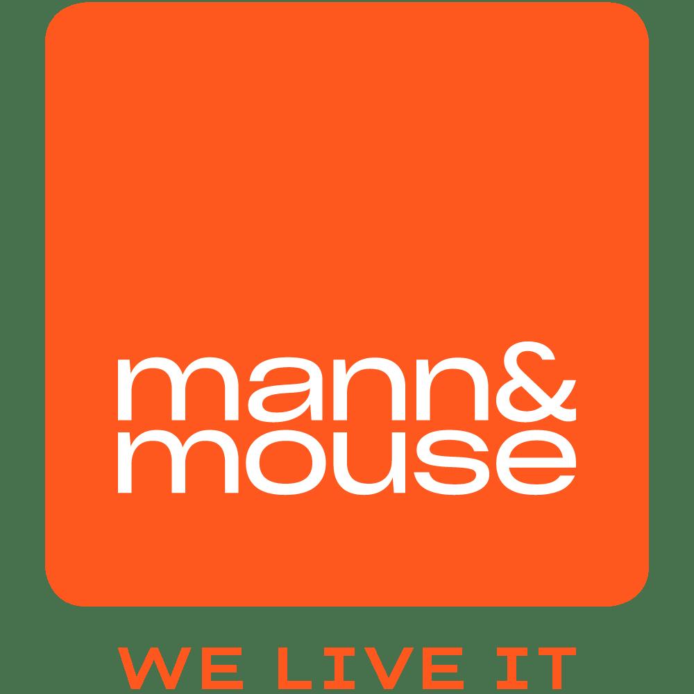 mann&mouse Logo